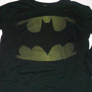 Batman Long Sleeve Tee Men Medium